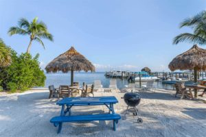 Jensen's Twin Palm Cottages and Marina For Sale, Captiva Island Real Estate Report. Marina View 3. Photo Courtesy Of Jeffrey Burns, Premier Sotheby's International Realty.